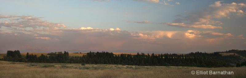 Wyoming Dusk