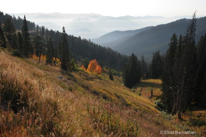 Wyoming Idado Pass