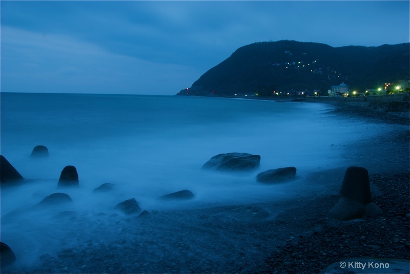 Cold Morning on the Izu Penninsula