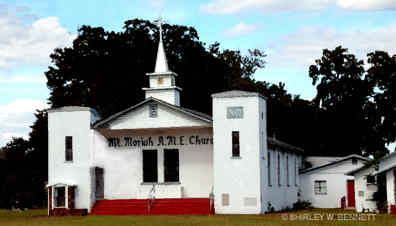 MOUNT MORIAH CHURCH