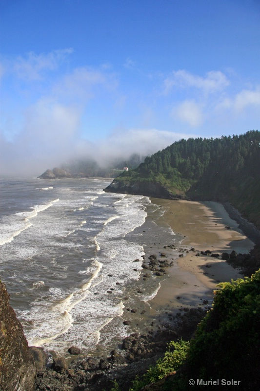 Oregon coast, OR
