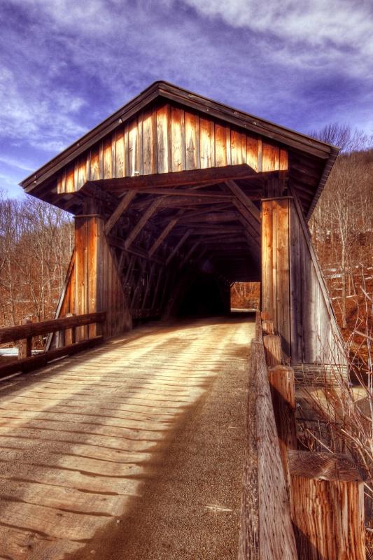 Into the Bridge