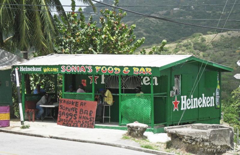 Sonia's Bar Barbados
