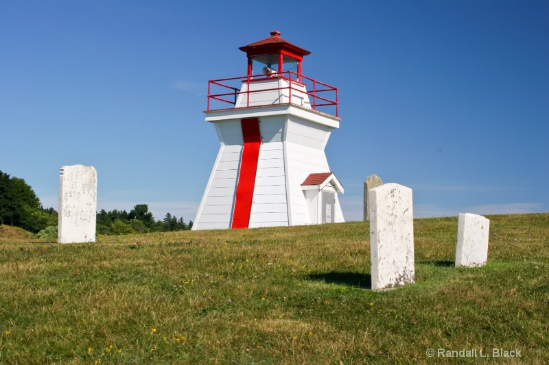 Blanche Point Lighthouse
