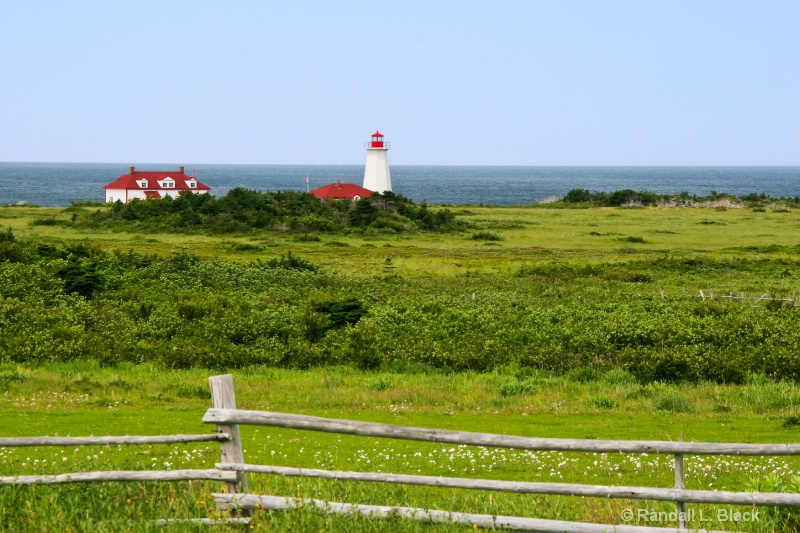 Cape Anguille Lighthouse