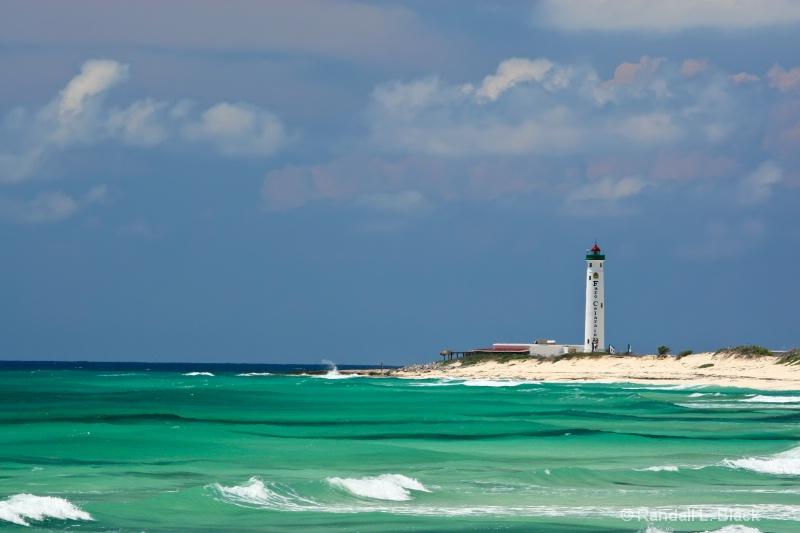 El Faro De Punta Celarain Lighthouse