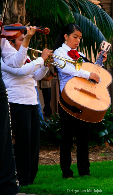 Mexican music group