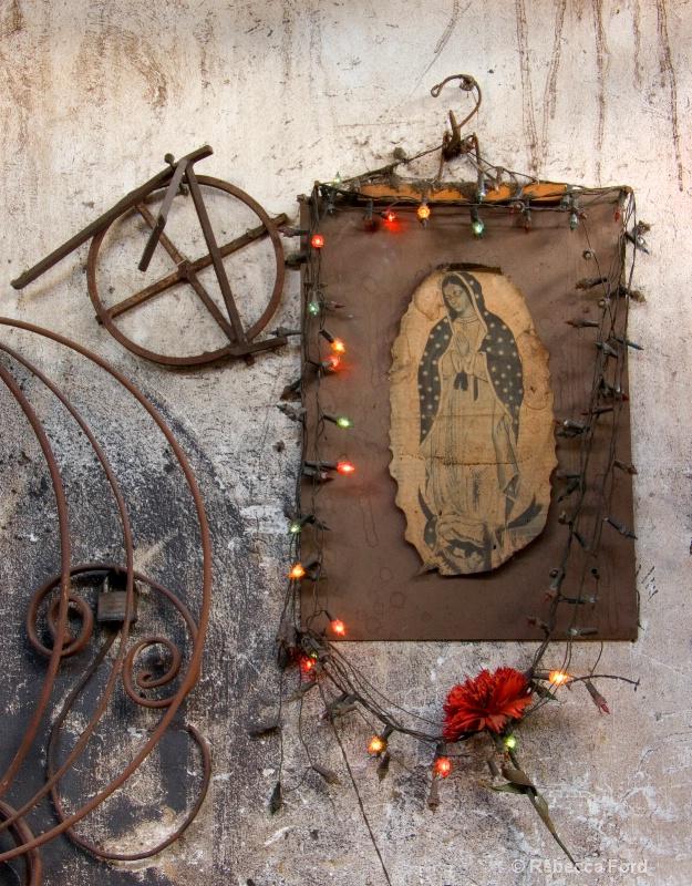 Virgin de Taller de Dany Palma