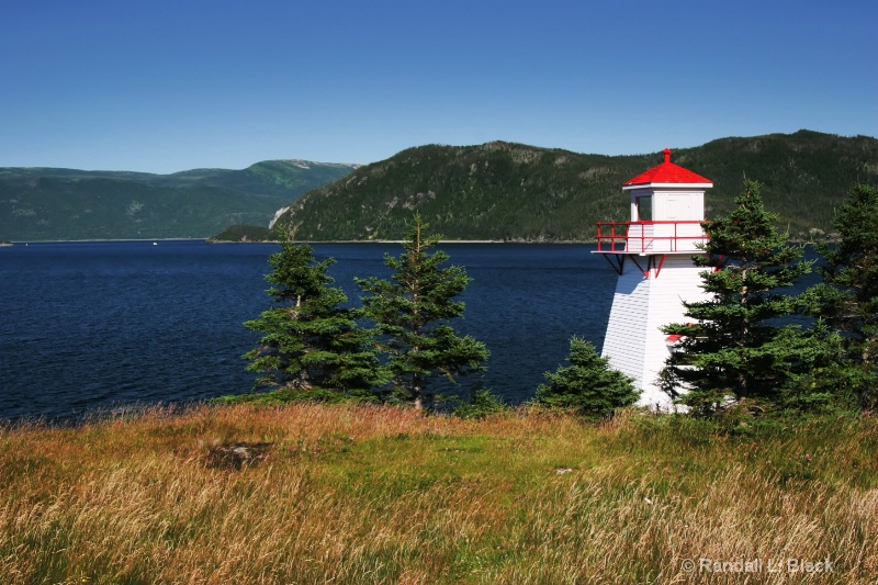 Woody Point Lighthosue