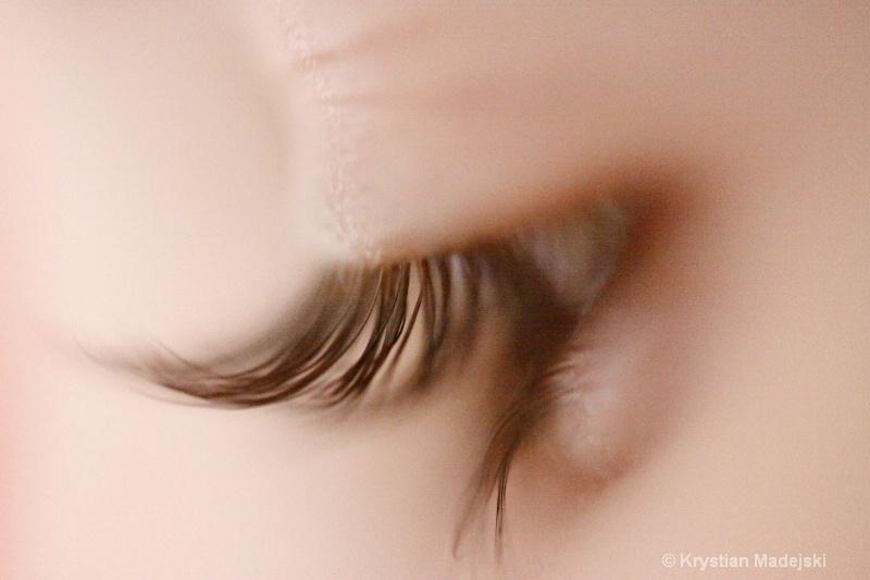 Marta's eyelashes