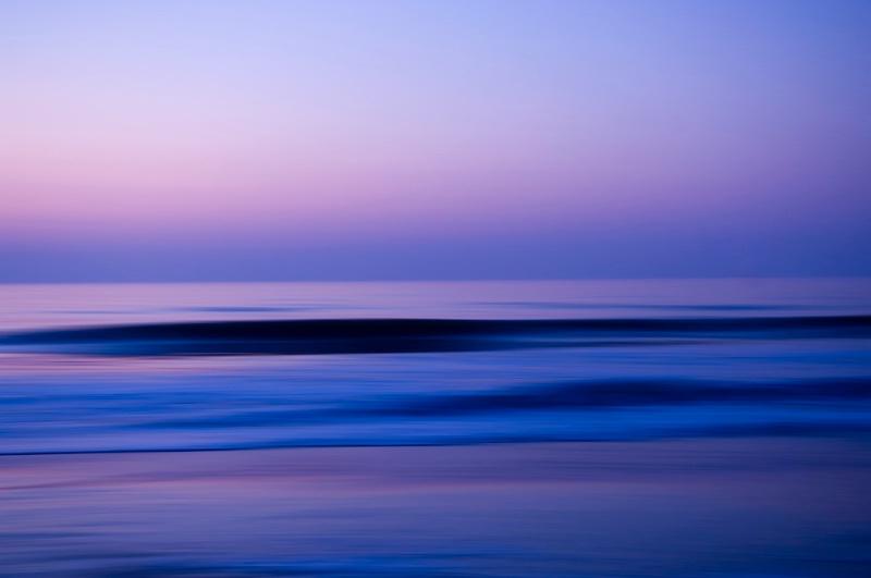 Dawn Abstract II