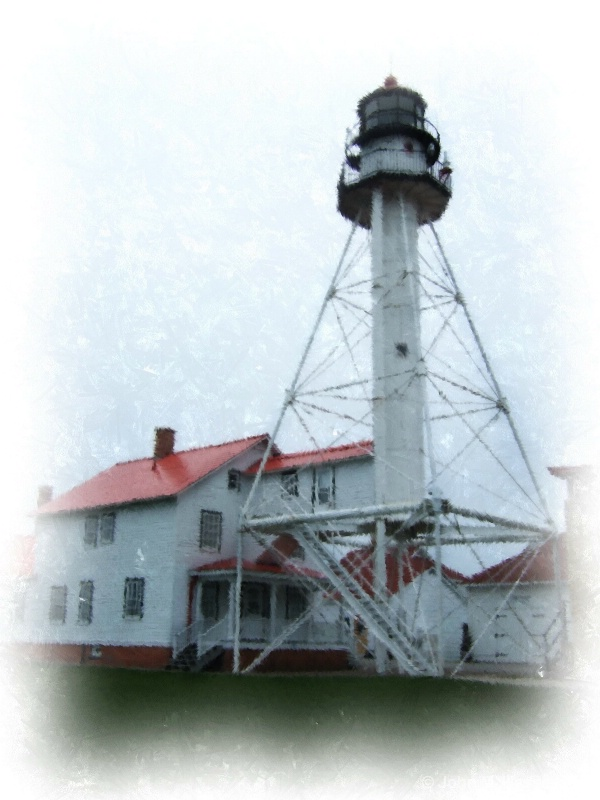 Whitefish Point Lighthouse, North of Paradise, MI