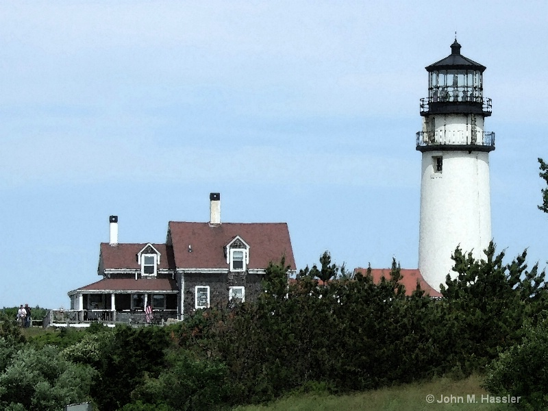 Cape Cod (Highland) Lighthouse, Truro
