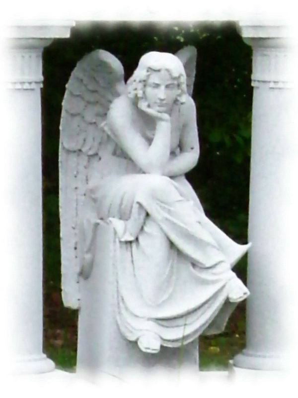 Hope Cemetery Angel