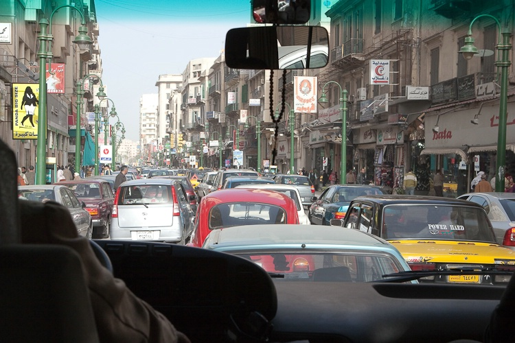 Driving is a Challenge in Alexandria