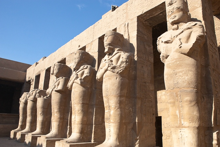 Court of Ramesses II