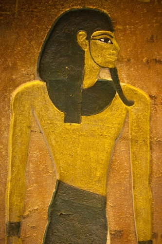 Painting in a Tomb