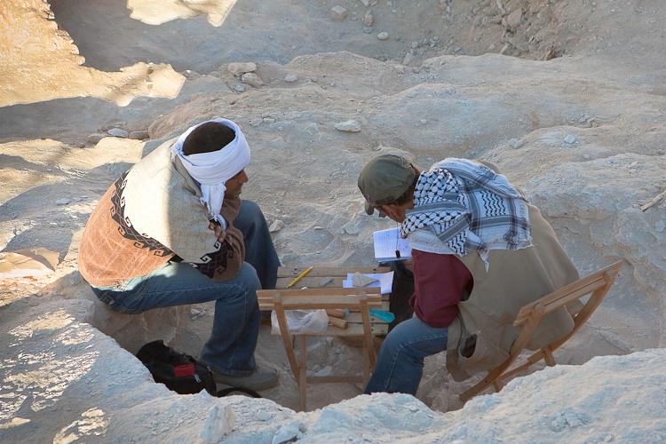 Excavation Supervisor