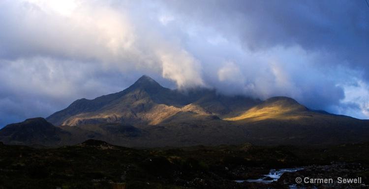 Cullin Hills  Isle of  Skye