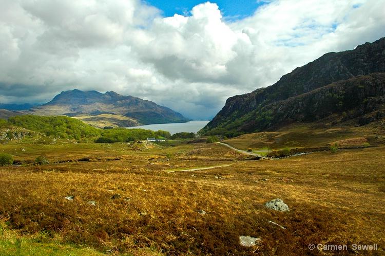 Highland Landscape 6
