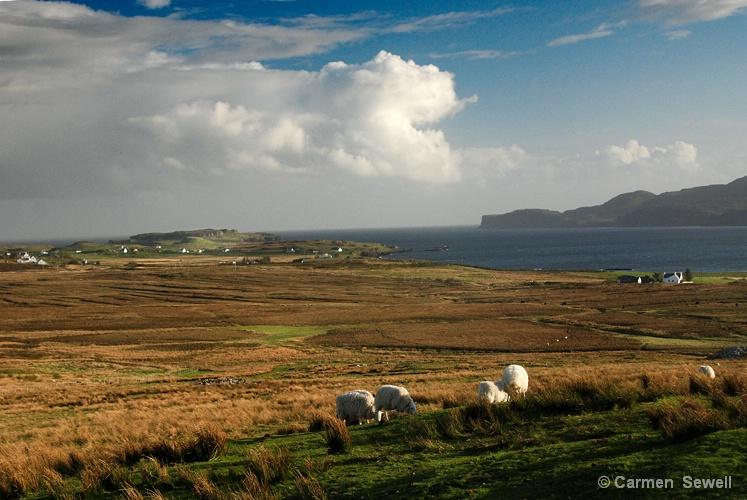 Isle of Sky Scenic