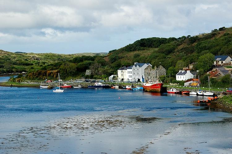 Harbor at Clifden