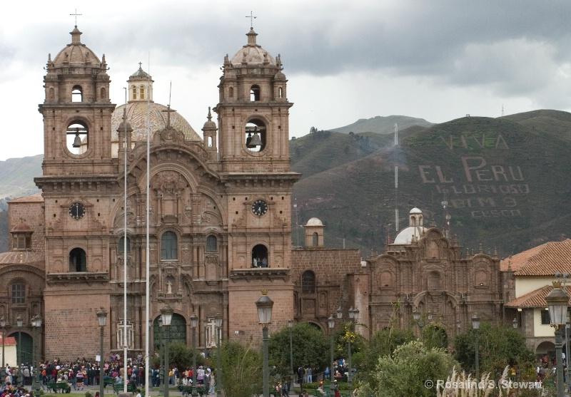 Cusco Iglesia de la Campania