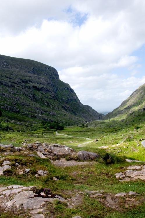Moll's Gap, MacGuillycuddy Reeks
