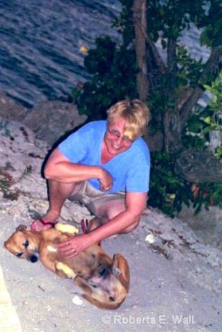 Bobi & Humphrey in Jamaica