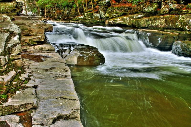 Callicoon Creek Falls