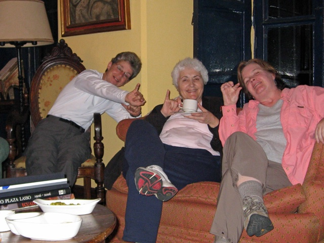 Laura,Helen, Bonnie