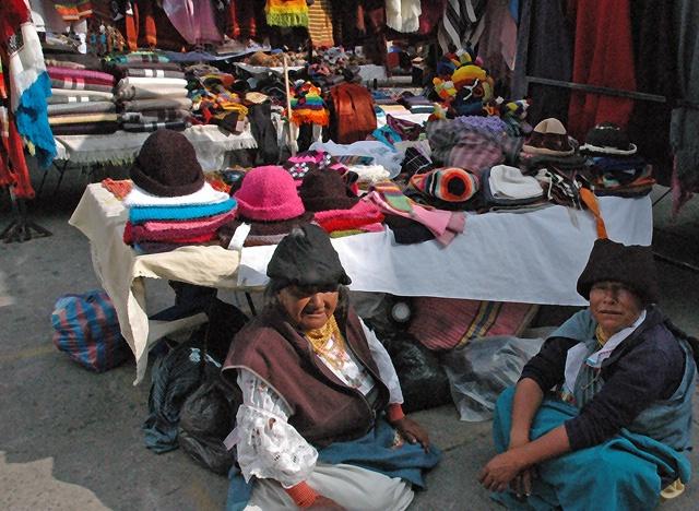 Otavala market