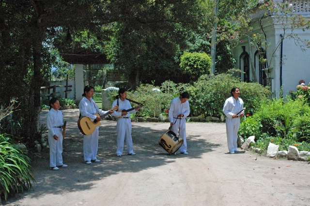 Ecuadorian band