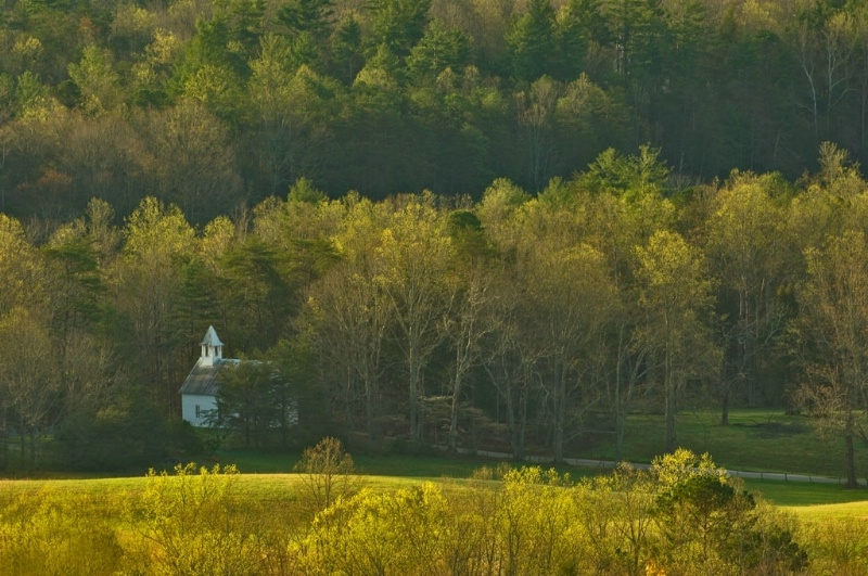Cade's Cove Methodist Church