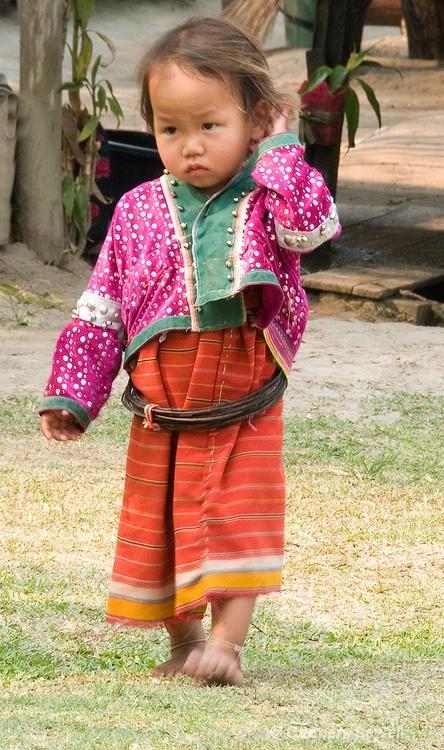 Little Girl near Chiang Mai