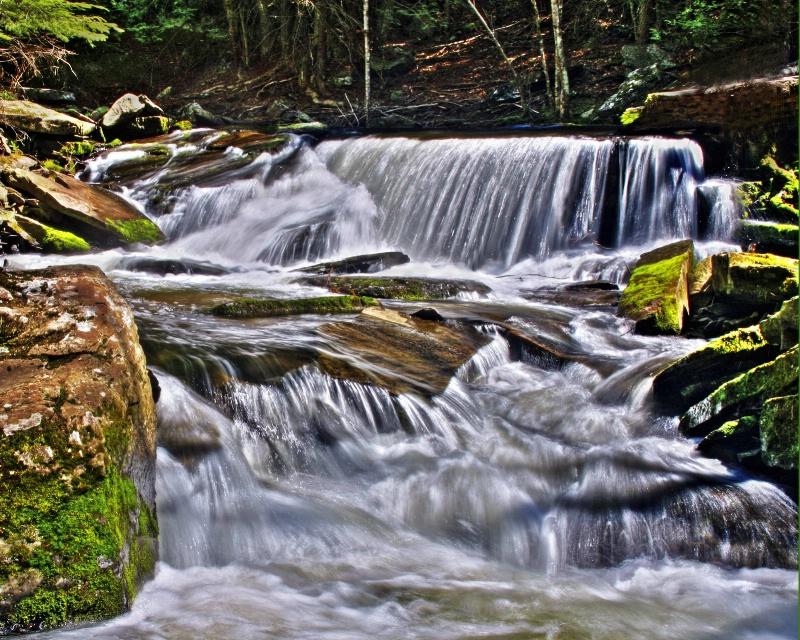 Falls Near 10-Mile