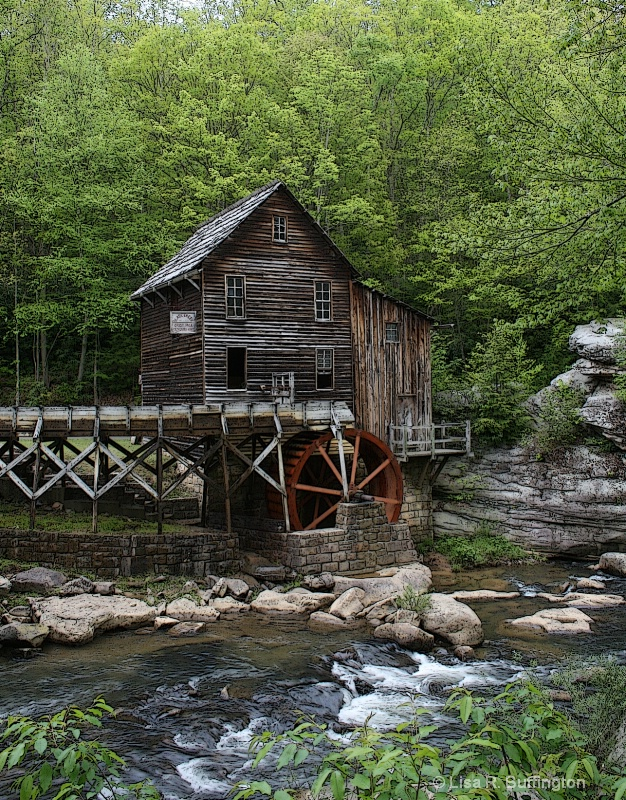 Grist Mill XX