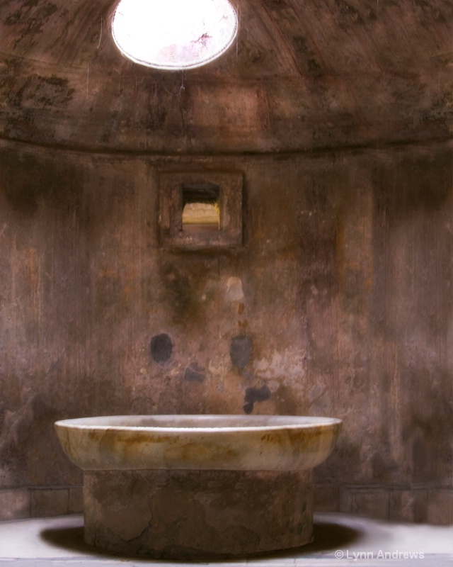 The Baths of Pompeii