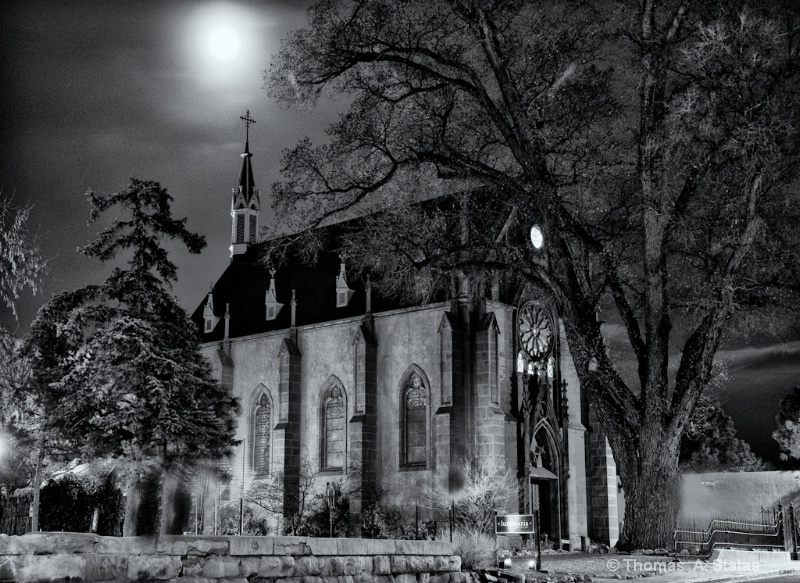The Church Monochrome