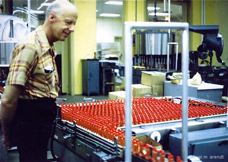Pop at the Tabasco Factory