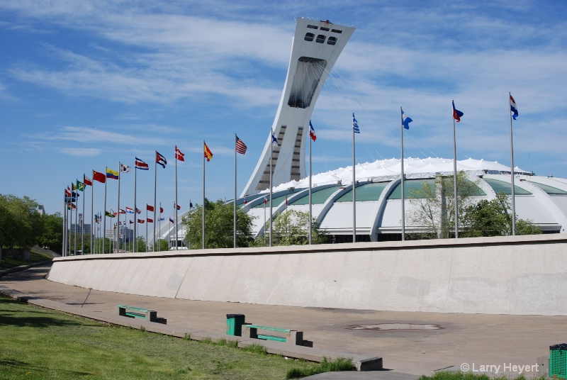 Montreal- Olympic Stadium- May 2009