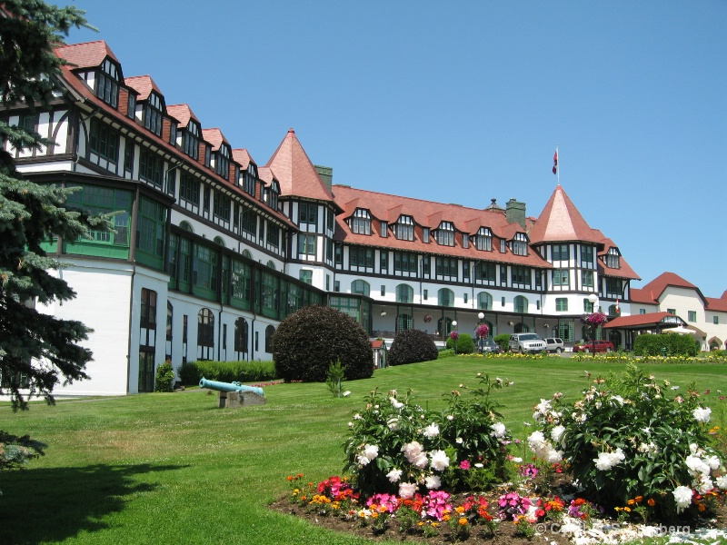 Algonquin Hotel, St. Andrews, New Brunswick, Canad