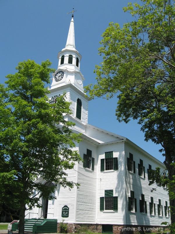 Greenock Church - St. Andrews, New Brunswick, Cana