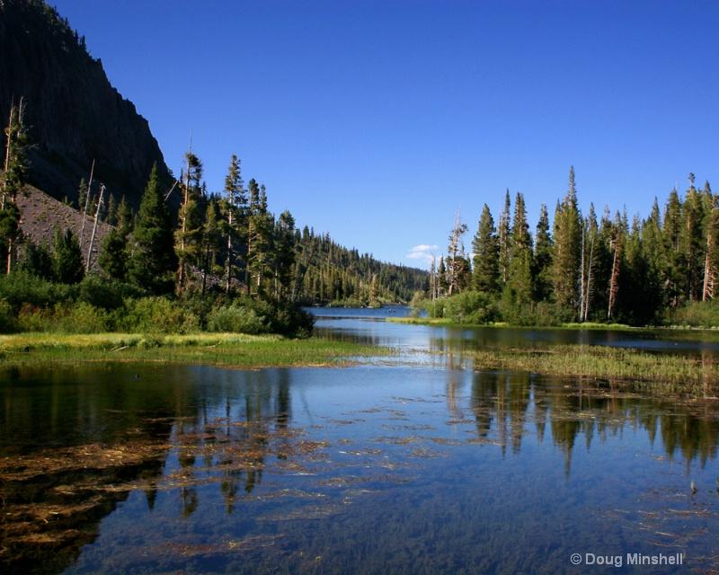 Lower Twin Lake Reflection