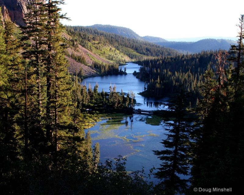 Twin Lakes Overlook