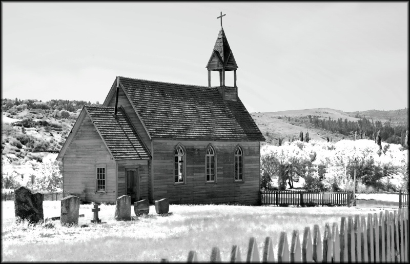 Resting Place - O'Keefe Ranch