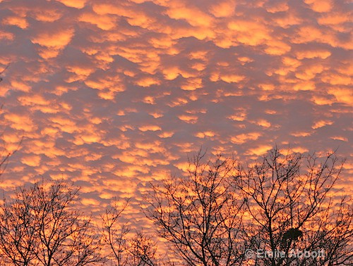 Val Verde West Texas Sunset