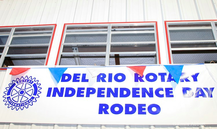 Del Rio Rotary Independence Day Rodeo
