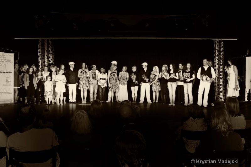 Dance Academy show in Kalmar