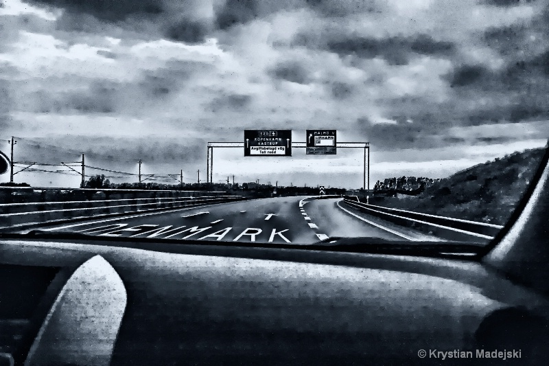 Motorway Denmark